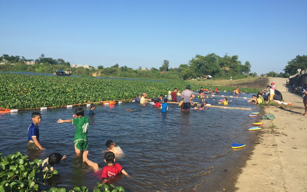 Making Swimming for Safety sustainable…