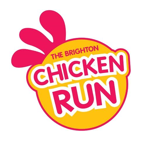 Run the Brighton Chicken Run for Hue Help!