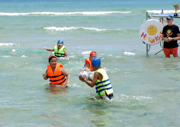 He Vui Khoe – Our Drowning Prevention partnership with VTV7!